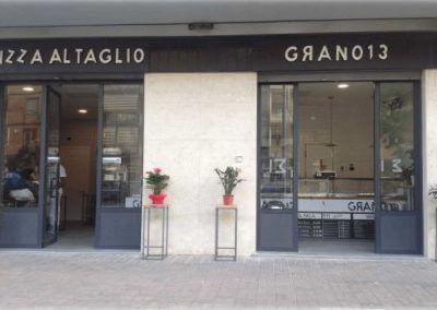 Pizzeria Grano 13 - Viale Vasco de Gama (Lido di Ostia)