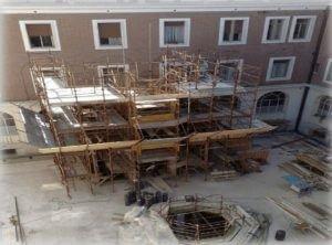 Villa Betania - Costruzione reparto diagnostico, camere e manutenzione
