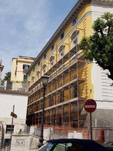 restauro immobile di prestigio salerno martini costruzioni - Prima