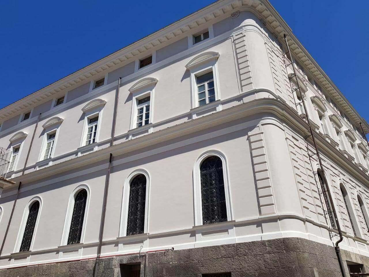 restauro immobile di prestigio salerno martini costruzioni (8)
